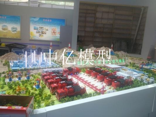 中国石油上下一体化技术模型