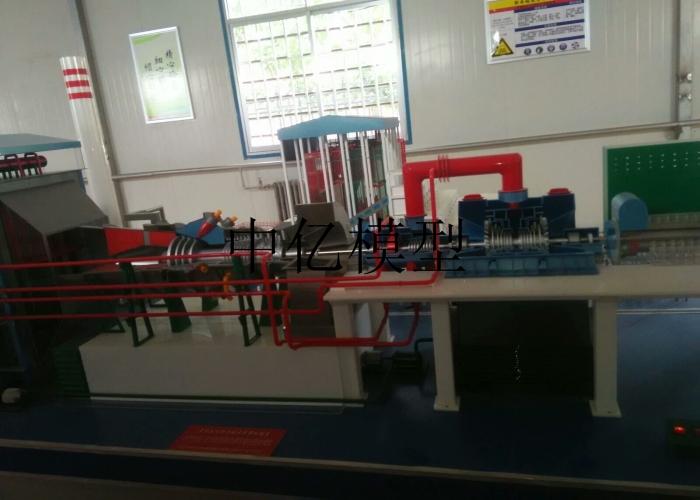 蒸汽发电厂模型