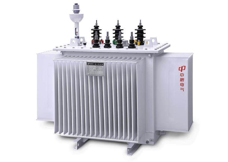 油浸式变压器模型
