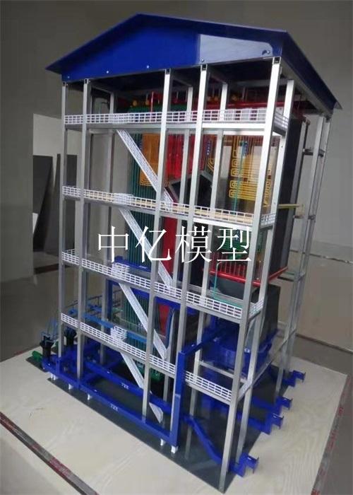 引进型1025T/HR控制循环汽包锅炉