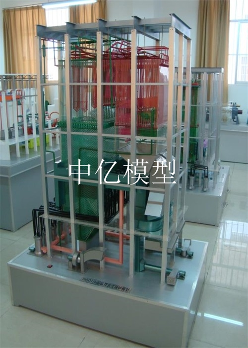 1950T/H超临界直流锅炉模型