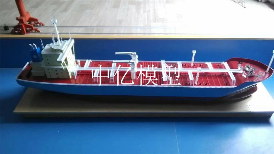 采油船模型